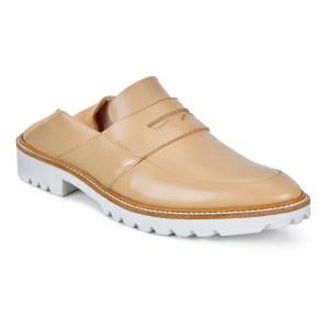 Womens Ecco Incise Tailored Loafer Casual Shoe(7.5)
