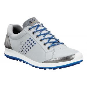Mens Ecco Golf Biom Hybrid 2 Cleated Shoe(5.5)