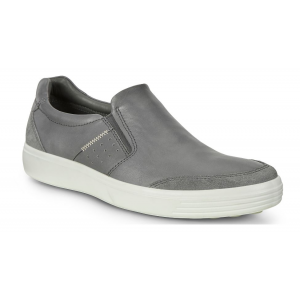 Mens Ecco Soft 7 Relaxed Slip On Casual Shoe(12.5)