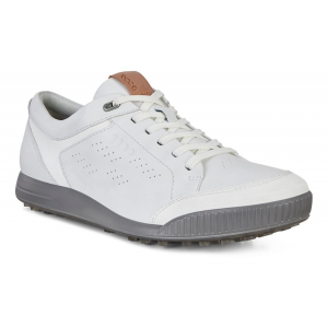 Mens Ecco Golf Street Retro Cleated Shoe(6.5)