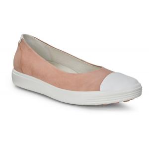 Womens Ecco Soft 7 Ballerina Casual Shoe(5.5)