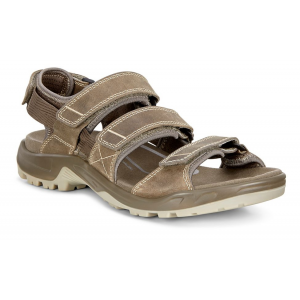 Mens Ecco Offroad 4 Strap Sandals Shoe(9.5)