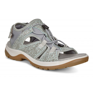 Womens Ecco Offroad Toggle Open Sandals Shoe(5.5)
