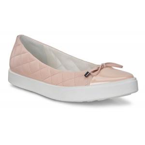 Womens Ecco Gillian Sneaker Ballerina Casual Shoe(6.5)