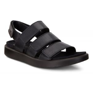 Womens Ecco Flowt 3 Strap Sandals Shoe(5.5)
