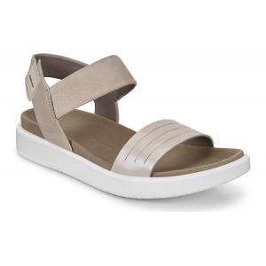 Womens Ecco Flowt Strap Sandals Shoe(4.5)