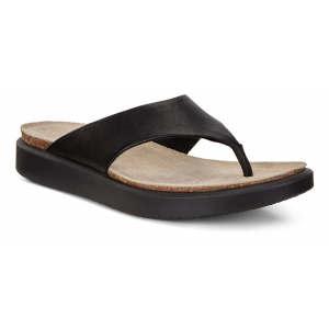 Womens Ecco Corksphere Thong Sandals Shoe(4.5)