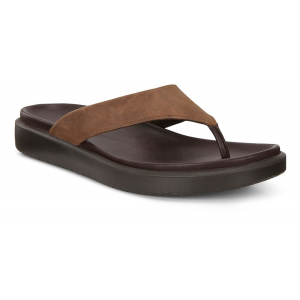 Mens Ecco Flowt LX Thong Sandals Shoe(10.5)