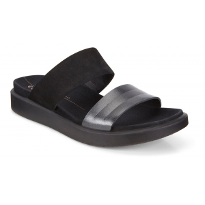 Womens Ecco Flowt Slide Sandals Shoe(5.5)