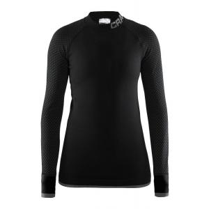 Womens Craft Warm Intensity CN Long Sleeve Technical Tops(XL)