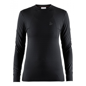 Womens Craft Warm Comfort Long Sleeve Technical Tops(S)