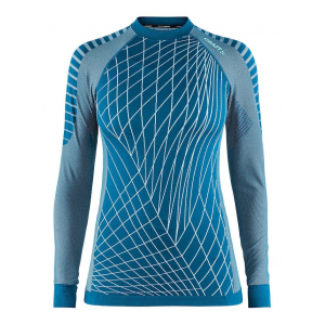 Womens Craft Active Intensity CN Long Sleeve Technical Tops(XL)
