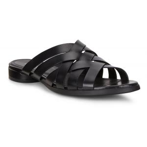 Womens Ecco Flat Sandals Shoe(10.5)