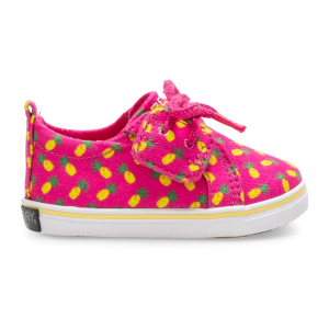 Kids Sperry Crest Vibe Crib Jr Casual Shoe(2C)
