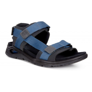 Mens Ecco X-TRINSIC Strap Sandals Shoe(10.5)