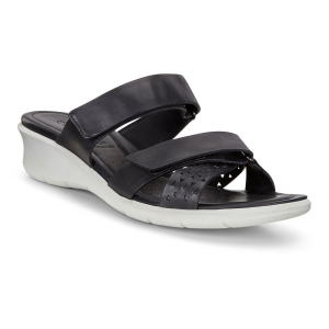 Womens Ecco Felicia Slide Sandals Shoe(7.5)