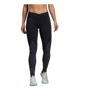 Womens Adidas USA Volleyball Alphaskin Long Tights & Leggings(M)