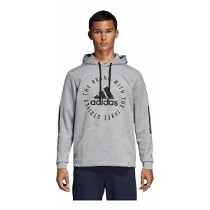 Mens Adidas Sport ID Pullover Half-Zips & Hoodies Technical Tops(S)