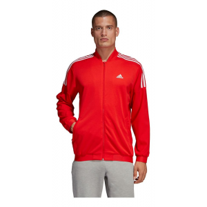 Mens Adidas Sport ID Bomber Woven Running Jackets(L)