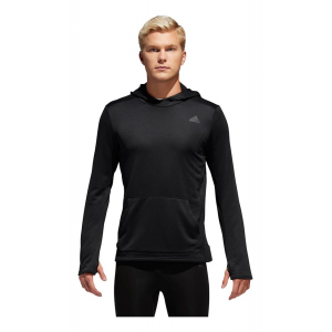 Mens Adidas Own The Run Half-Zips & Hoodies Technical Tops(M)