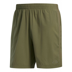 Mens Adidas Supernova 5-inch Unlined Shorts(M)