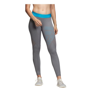 Womens Adidas Alphaskin Sport Long Tights & Leggings(S)