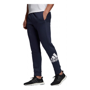 Mens Adidas Must Haves Badge of Sport French Terry Pants(L)
