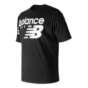 Mens New Balance NB Athletics Crossover Tee Short Sleeve Technical Tops(M)