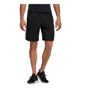 Mens Adidas Must Haves 3-Stripe French Terry Unlined Shorts(L)