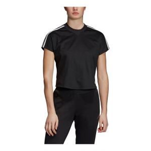 Womens Adidas AtTEETude Tee Short Sleeve Technical Tops(XS)