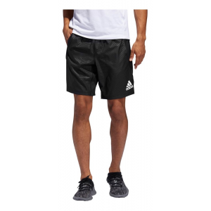 Mens Adidas 4KRFT Woven 10-inch Embossed Graphic Unlined Shorts(M)