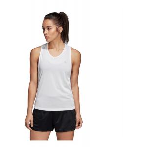 Womens Adidas Club Tie-Back Sleeveless & Tank Technical Tops(M)