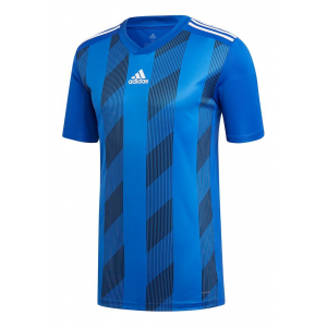 Adidas Kids Striped 19 Jersey Short Sleeve Technical Tops(YM)