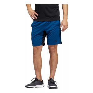 Mens Adidas 4KRFT Sport 9-Inch 3-Stripes Unlined Shorts(L)