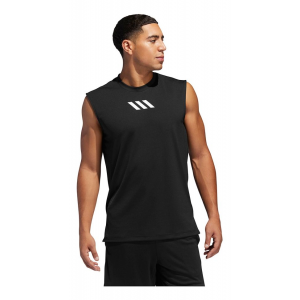 Mens Adidas Pro Madness Sleeveless & Tank Technical Tops(S)