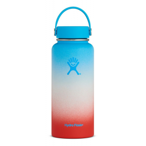 Hydro Flask Shave Ice Collection 32 ounce Wide Mouth Bottle Hydration(null)