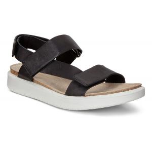 Womens Ecco Corksphere Strap Sandals Shoe(8.5)