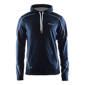 Mens Craft In The Zone Half-Zips & Hoodies Technical Tops(XL)