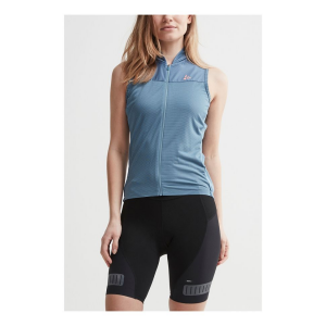 Womens Craft Hale Glow Jersey Sleeveless & Tank Technical Tops(S)