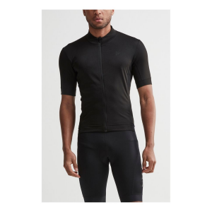 Mens Craft Essence Jersey Short Sleeve Technical Tops(M)