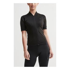 Womens Craft Essence Jersey Short Sleeve Technical Tops(XL)