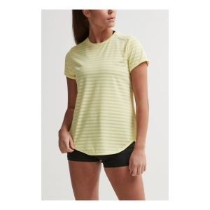 Womens Craft Breakaway Tee Two Short Sleeve Technical Tops(M)