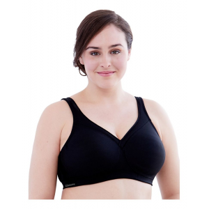 Womens Glamorise MagicLift Seamless Sport Everyday Bras(34I)