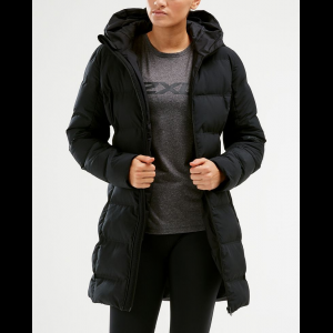 Womens 2XU Transit Insulation Longline Cold Weather Jackets