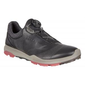 Womens Ecco Golf Biom 3 BOA Cleated Shoe