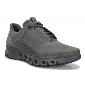 Mens Ecco Multi-Vent Hidden Lacing Casual Shoe