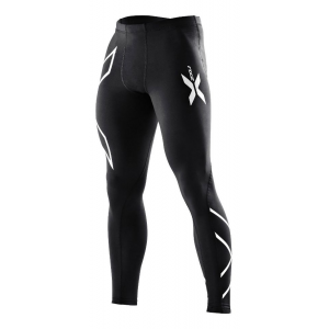 Mens 2XU Compression Fitted Tights