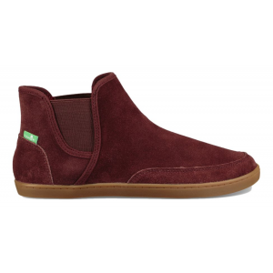 Womens Sanuk Pair O Dice Mid Suede Casual Shoe