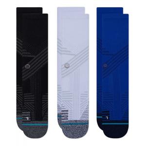 Stance TRAINING Athletic Crew 3 Pack Socks