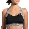 Womens Brooks UpLift Crossback Sports Bra(XL)